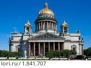 Исаакиевский собор, Санкт-Петербург, Россия (2010 год). Редакционное фото, фотограф Борикова Анна Сергеевна / Фотобанк Лори