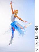 Купить «Репетиция балерины», фото № 1844499, снято 19 мая 2008 г. (c) Михаил Лукьянов / Фотобанк Лори