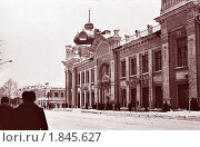 Купить «Город Бийск. 1970 - 1971год.», фото № 1845627, снято 18 июня 2019 г. (c) Валерий Тырин / Фотобанк Лори
