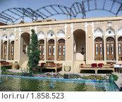 Отель. Язд. Иран. Стоковое фото, фотограф Мария Закржевская / Фотобанк Лори