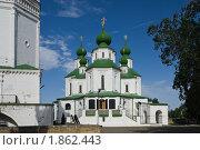 Купить «Воскресенский собор и Майдан в Старочеркасске», фото № 1862443, снято 19 июня 2010 г. (c) Борис Панасюк / Фотобанк Лори