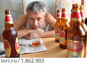 Купить «Пить или не пить?», фото № 1862903, снято 25 июля 2010 г. (c) Константин Бредников / Фотобанк Лори