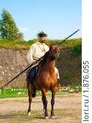 Купить «Выборгский рыцарский турнир», фото № 1876055, снято 31 июля 2010 г. (c) Алексей Ширманов / Фотобанк Лори