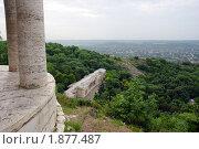Купить «Академическая галерея с горы Машук», фото № 1877487, снято 25 июля 2010 г. (c) Окунев Александр Владимирович / Фотобанк Лори