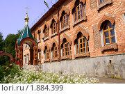 Купить «Омск. Церковь Святой Татианы», фото № 1884399, снято 2 августа 2010 г. (c) Julia Nelson / Фотобанк Лори