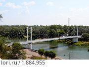 Купить «Набережная, город Оренбург», фото № 1884955, снято 17 июля 2010 г. (c) Вадим Орлов / Фотобанк Лори