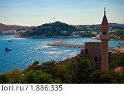 Купить «Город Бодрум, Турция», фото № 1886335, снято 27 июня 2010 г. (c) Анна Лурье / Фотобанк Лори