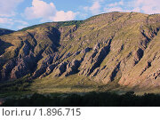 Горный пейзаж. Стоковое фото, фотограф Александра Александрова / Фотобанк Лори