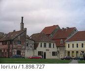Клайпеда. Старый центр. (2007 год). Редакционное фото, фотограф Светлана Островская / Фотобанк Лори