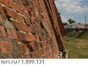 Стена Коломенского кремля. Стоковое фото, фотограф Вадим Морозов / Фотобанк Лори