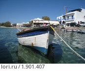 Лодка (2010 год). Стоковое фото, фотограф Ушаков Григорий / Фотобанк Лори