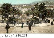 Купить «Монте-Карло. Сады и террасы Казино. Отель Beausoleil. Монако.», фото № 1916271, снято 25 мая 2019 г. (c) Юрий Кобзев / Фотобанк Лори