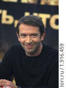 Владимир Машков (2010 год). Редакционное фото, фотограф Вадим Тараканов / Фотобанк Лори