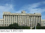 Купить «Доме Советов  на Московской площади  в Санкт-Петербурге», фото № 1917131, снято 28 октября 2008 г. (c) Корчагина Полина / Фотобанк Лори