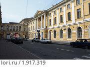 Купить «Главпочтамт в Санкт-Петербурге», фото № 1917319, снято 15 августа 2010 г. (c) Корчагина Полина / Фотобанк Лори