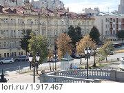 Московская улица (2010 год). Редакционное фото, фотограф Анастасия Захаренко / Фотобанк Лори