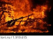 Купить «Пожар», фото № 1919615, снято 11 сентября 2007 г. (c) Маргарита Герм / Фотобанк Лори