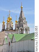 Церковь Богоявления. Рязанский Кремль (2010 год). Редакционное фото, фотограф Любовь Викторова / Фотобанк Лори