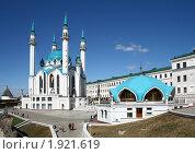 Купить «Мечеть Кул Шариф, Казань», фото № 1921619, снято 21 августа 2010 г. (c) Art Konovalov / Фотобанк Лори