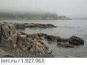 Морской берег. Стоковое фото, фотограф Сергей Кирьянов / Фотобанк Лори