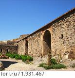 Монастырь Хор Вирап, Армения (2010 год). Стоковое фото, фотограф Татьяна Крамаревская / Фотобанк Лори