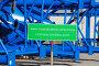 Купить «Зона таможенного контроля морского порта, оборудование для асфальтобетонного завода», фото № 1933779, снято 26 августа 2010 г. (c) Анна Мартынова / Фотобанк Лори
