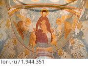 Купить «Ферапонтов монастырь. Фрески Дионисия», фото № 1944351, снято 28 июля 2010 г. (c) Наталья Волкова / Фотобанк Лори