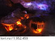 Лёд и свечи. Стоковое фото, фотограф Кривоносова Мария / Фотобанк Лори