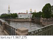 Никольский собор (2010 год). Стоковое фото, фотограф Елена Элевтерова / Фотобанк Лори