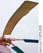 Купить «Лопасть и механический редуктор вертолёта Ми-6», фото № 1973035, снято 14 сентября 2010 г. (c) Анатолий Ефимов / Фотобанк Лори