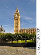 Купить «Биг-Бен. Лондон», фото № 1977931, снято 14 сентября 2008 г. (c) Артем Абрамян / Фотобанк Лори