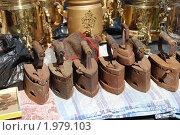 Суздаль. Торговые лотки (2010 год). Стоковое фото, фотограф lana1501 / Фотобанк Лори