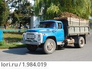 Купить «Уборка сахарной свеклы», фото № 1984019, снято 12 сентября 2010 г. (c) Иван Слободянюк / Фотобанк Лори