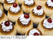 Купить «Десерт», фото № 1992627, снято 26 июля 2010 г. (c) Денис Миронов / Фотобанк Лори