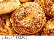 Купить «Свежеиспеченный хлеб», фото № 1992635, снято 27 июля 2010 г. (c) Денис Миронов / Фотобанк Лори