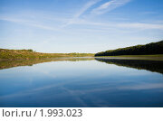 Купить «Река Лозьва, Северный Урал», фото № 1993023, снято 14 сентября 2010 г. (c) Евгений Ткачёв / Фотобанк Лори