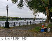 Новый мост (2010 год). Стоковое фото, фотограф Игорь Жуленко / Фотобанк Лори