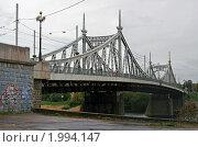 Старый мост (2010 год). Стоковое фото, фотограф Игорь Жуленко / Фотобанк Лори