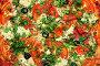 Пицца крупным планом, фото № 1995595, снято 7 августа 2010 г. (c) Михаил Коханчиков / Фотобанк Лори
