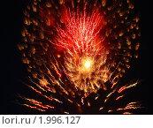 Салют. Стоковое фото, фотограф Сергей Криволапов / Фотобанк Лори