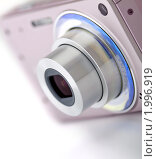 Купить «Розовая фотокамера», фото № 1996919, снято 24 сентября 2010 г. (c) Антон Балаж / Фотобанк Лори