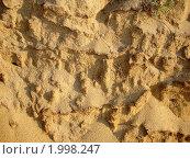 Песок. Стоковое фото, фотограф Сергей Криволапов / Фотобанк Лори