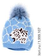 Купить «Вязаная шапка», фото № 1999107, снято 27 августа 2010 г. (c) Руслан Кудрин / Фотобанк Лори