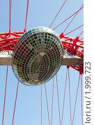 Купить «Живописный мост. Москва», фото № 1999723, снято 25 сентября 2010 г. (c) Екатерина Овсянникова / Фотобанк Лори
