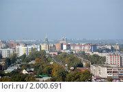 Виды Рязани (2010 год). Редакционное фото, фотограф Владимир Макеев / Фотобанк Лори