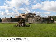 Крепость (2010 год). Стоковое фото, фотограф Konstantin / Фотобанк Лори