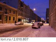 Купить «Санкт-Петербург, виды», эксклюзивное фото № 2010807, снято 22 февраля 2010 г. (c) Дмитрий Неумоин / Фотобанк Лори