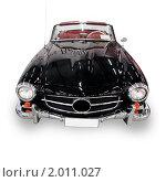 Ретроавто Mercedes (2009 год). Редакционное фото, фотограф Алексей Измайлов / Фотобанк Лори