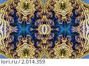 Купить «Фрактал 3D», иллюстрация № 2014359 (c) Parmenov Pavel / Фотобанк Лори