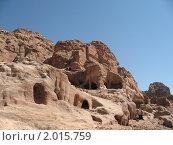 Купить «Древний город (Петра, Иордания)», фото № 2015759, снято 12 сентября 2010 г. (c) Ирина Стюфеева / Фотобанк Лори